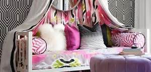 fashionable teen hangout lounge design dazzle pink black girls rooms design dazzle