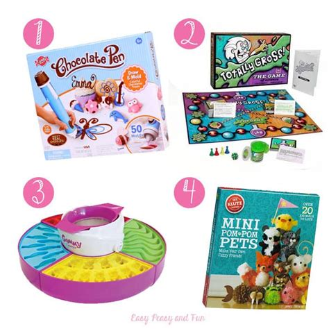 gifts for gifts for 10 year easy peasy and