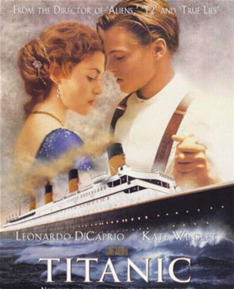 film titanic romantic romantic movie posters