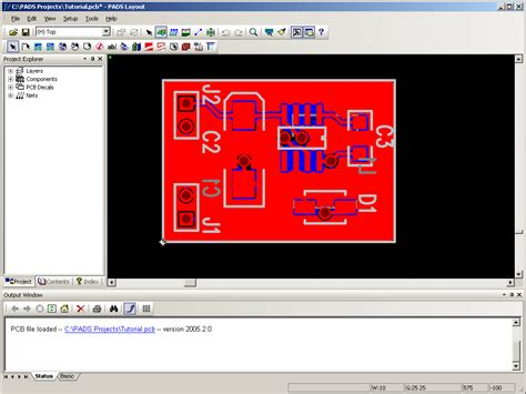 pads layout video tutorial creating a simple 3 3v regulator circuit using pads