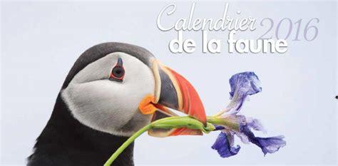Calendrier Coupon Rabais Gratuit Obtenez Le Calendrier De La Faune 2016