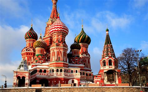wallpaper cathedral red square moscow russia  uhd  picture image