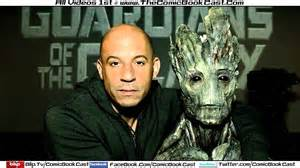 Vin diesel quot i am groot quot for marvel s guardians of the galaxy youtube