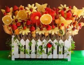 Fresh fruit skewers fancy edibles com