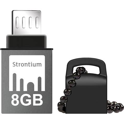 Otg Usb 8gb strontium nitro otg microusb usb 3 0 usb stick