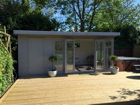 Summer House And Shed Combination by Combination And Multi Purpose Buildings Bakers Timber