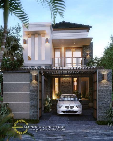 gambar desain villa di bali desain rumah bapak agung cipta jasa arsitek desain rumah