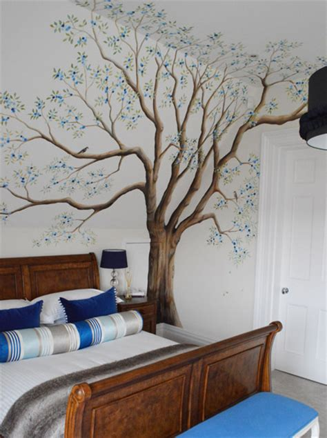 blossoms bedroom blossom tree mural in s bedroom