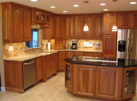 kitchen colors with cherry cabinets pictures painted kitchen cabinets home design roosa