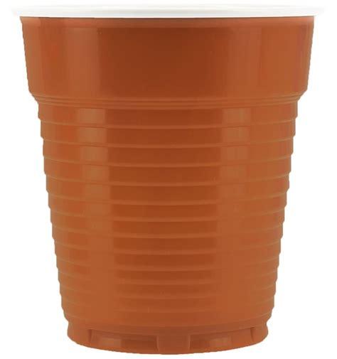 Bicchieri Vending Bicchiere Plastica Ps Vending Marrone 166ml 216 7 0cm 100