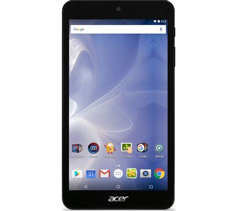 buy acer b1 780 iconia one 7 quot tablet 16 gb black free