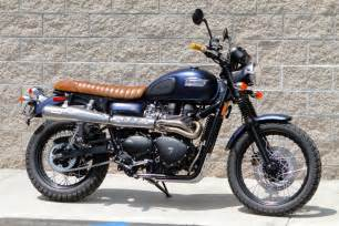 Bmw Scrambler For Sale Page 218263 New Used Motorbikes Scooters 2015 Triumph