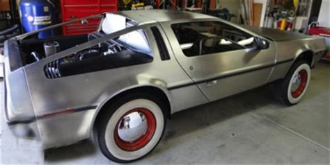 even though whitewalls were standard all black tires become highly sought after as luxury tires unlike whitewall tires black tires required less care bttf3 delorean
