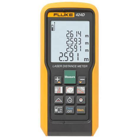 Sale Meteran Laser Digital Distance Meter Fluke 419d fluke 424d laser distance meter 330 ft at the test