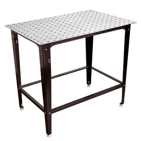 strong welding table strong buildpro tbh36244 fixture point economy welding table