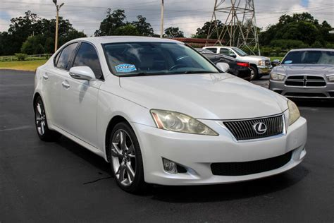 2009 White Lexus Is 250 Trust Auto Used Cars