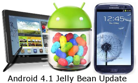 android 4 1 jelly bean android 4 1 jelly bean samsung starts galaxy s3 update planned for 10 more smartphones