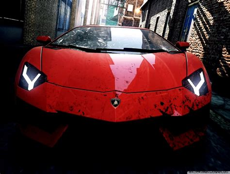Need For Speed Most Wanted Lamborghini Lamborghini Need For Speed Most Wanted 2012 Wallpaper