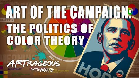 political colors of the caign the politics of color theory