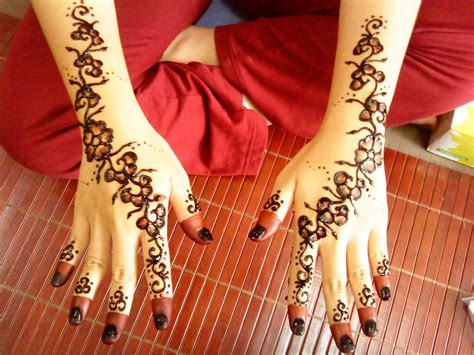 tato henna tangan pengantin henna on mehndi mehendi and mehndi designs