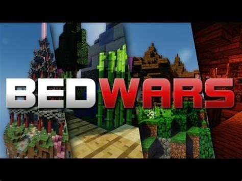 bed wars minecraft minigame bed wars t 252 rk 231 e b 246 l 252 m 1 youtube