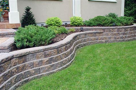 retaining wall ideas inspiring retaining walls ideas quiet corner