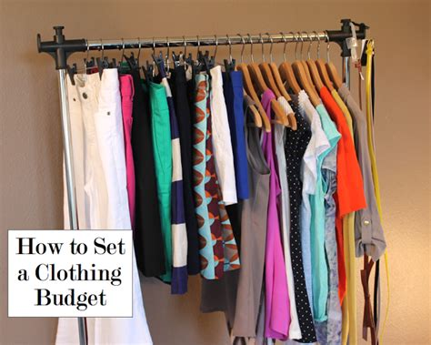 Budget Fashion Takes by How To Set A Clothing Budget J S Everyday Fashion
