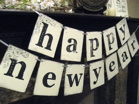 happy new year banner new year banner happy new year decoration