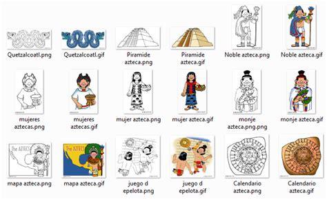 imagenes de aztecas para niños dibujos para colorear sobre los aztecas diario educaci 243 n