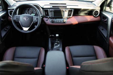 2013 Rav4 Interior by Toyota Rav4 2013 Limited Interior