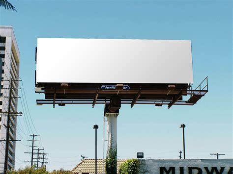 Billboard Meme - billboard blank blank template imgflip