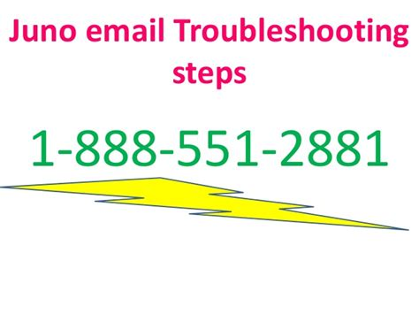 Juno Email Search Juno Email Troubleshooting Steps Technical Customer Support Phone