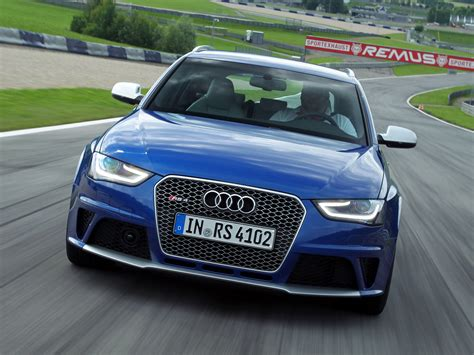 RS4 Wagon / B8 facelift / RS4 / Audi / Database / Carlook