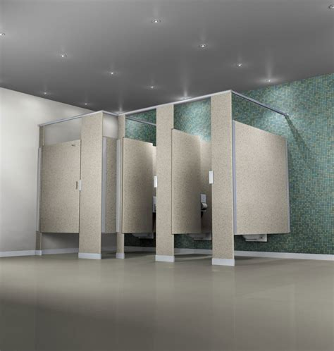 toilet cubicle partition thickness custom bathroom