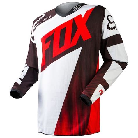 Jersey Dhls Fox 180 Vandal Green Orange fox racing 180 vandal jersey revzilla