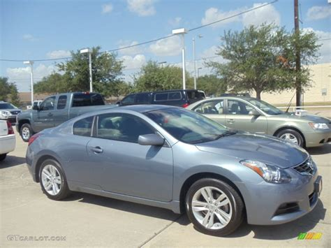 grey nissan altima coupe gray 2010 nissan altima 2 5 s coupe exterior photo