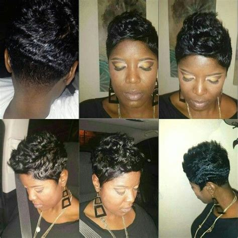 short black hairstyles in houston tx s o to ms rhonda salon180 houston tx short