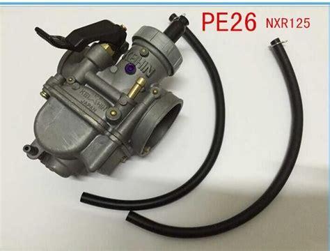 V Pe 26 Keihin 2pcs lot high performance pe 26mm carburetor copied keihin pe26 carb dax xsport crf atv pitbike