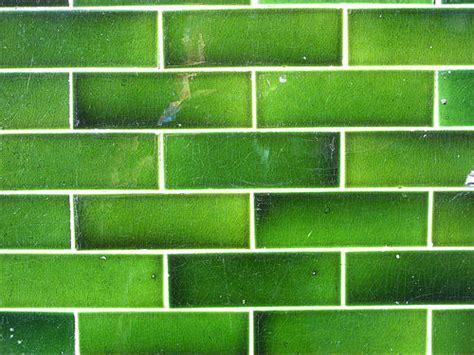 Kitchen Backsplash Tiles Toronto Glazed Green Tile A Gallery On Flickr