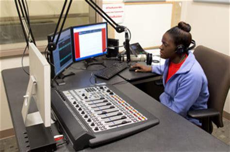 communication arts radio station marywood university facilities about comc ttu
