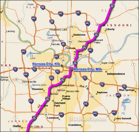 map of kansas city i 35 kansas city traffic maps and road conditions