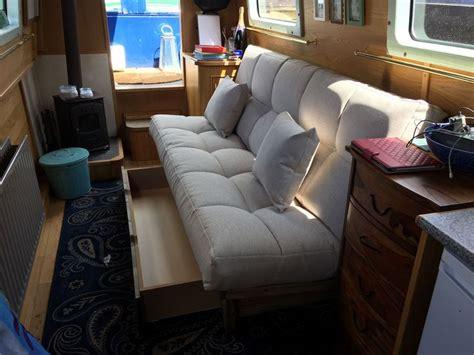 sofa beds for boats 71 best narrowboat sofa beds images on pinterest boating