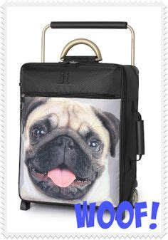 pug suitcase it world s lightest large 2 wheel suitcase aztec luggage bags