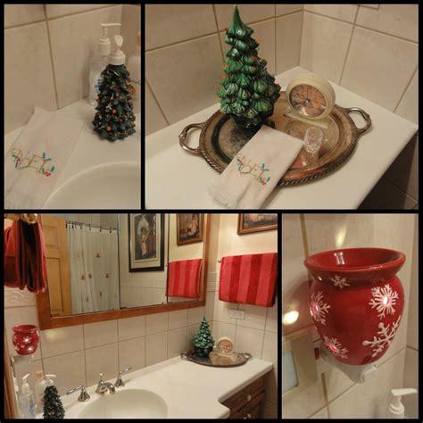 christmas decorations for bathroom 4 days of christmas 2011 the holiday bathroom got my