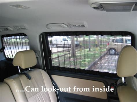car curtains customized car curtain
