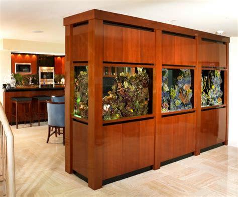 la d 233 coration avec un meuble aquarium archzine fr