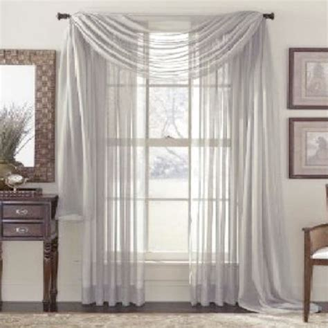 window sheer curtains sheer curtain window curtains scarves bedroom voile drape