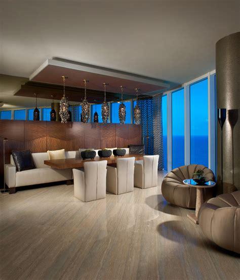 Dining Room Interiors Uk Interiors By Steven G Contemporary Dining Room Miami
