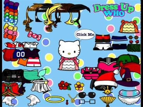 game design your hello kitty dress dress up like hello kitty images