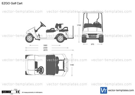 Templates Cars Various Cars Ezgo Golf Cart Golf Cart Sign Template